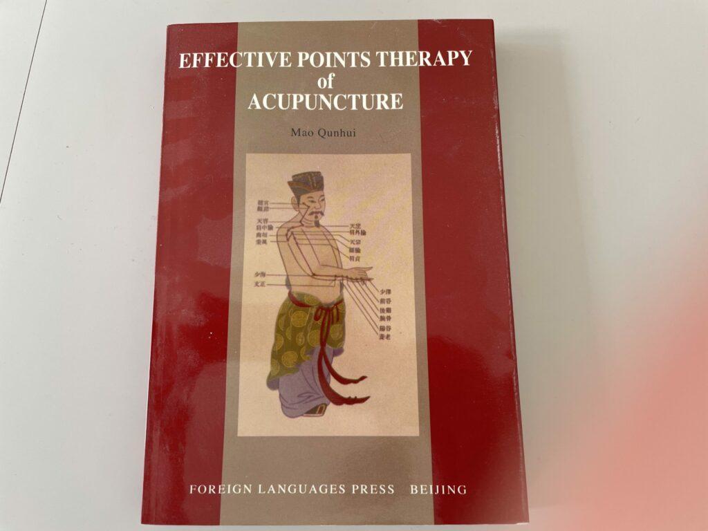 Mao akupunktur bog